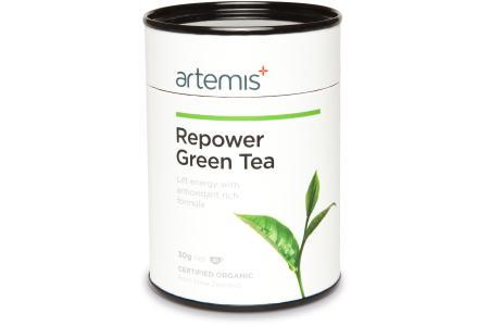 ARTEMIS Repower Green Tea