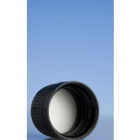 24mm Tampertel Wadded Cap, Black