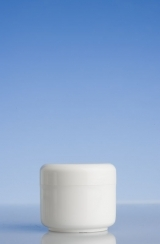 White Cosmetic Pots 50ml
