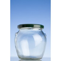 Orcio Glass Jar with Twist Top Lid