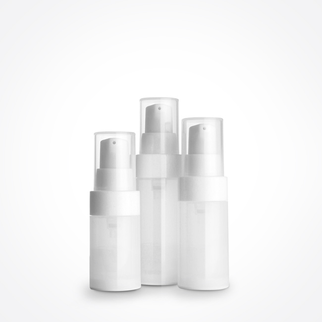 15ml Natural Airless Pump