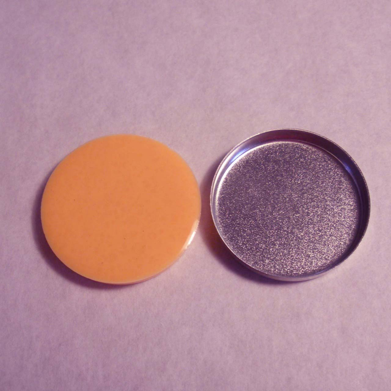 Silicone Pressing Pad for Compact 26mm