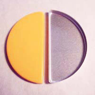 Silicone Pressing Pad for Half Round Pan 59mm