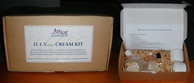 Create It Yourself Cream Kit