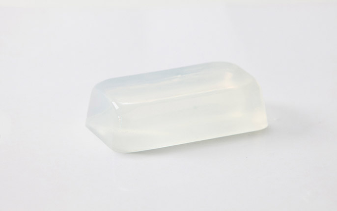 Melt & Pour Soap - Crystal NS (No Sweat), 1 kg blister pack - Click Image to Close