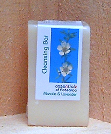 Manuka & Lavender Cleansing Bar