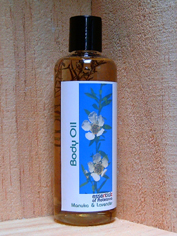 Manuka & Lavender Body Oil