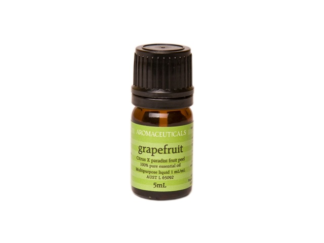 Grapefruit Citrus paradisi 5ml - Organic