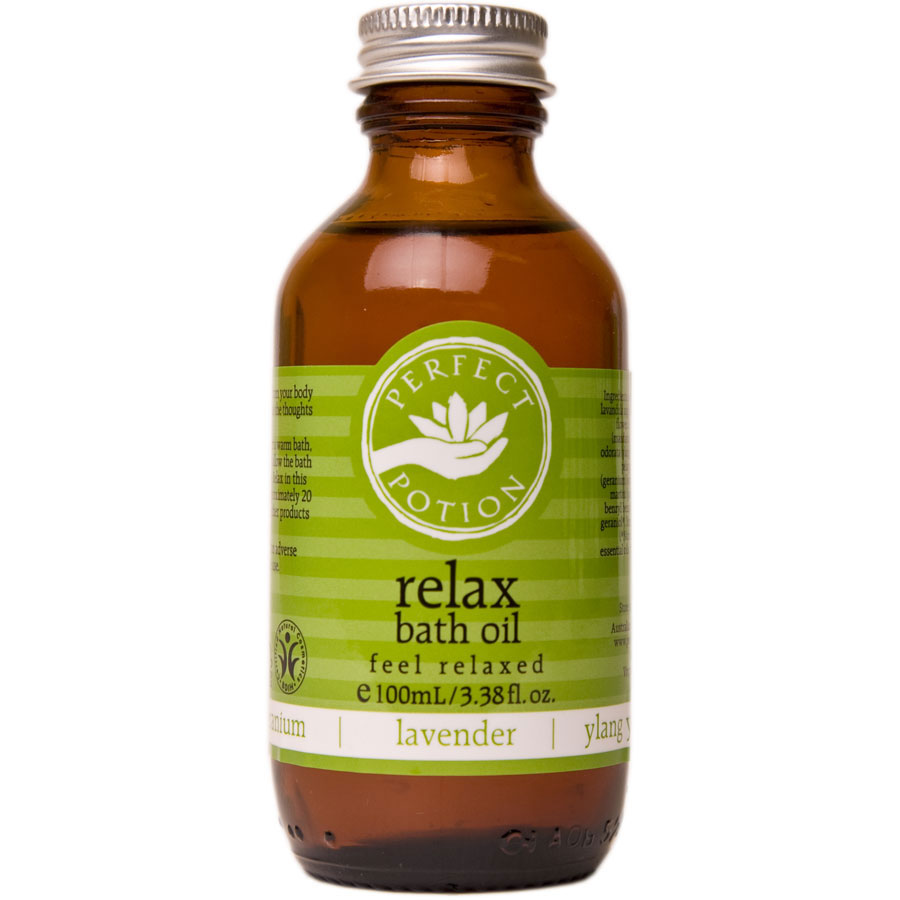 Relax Bath Oil 100ml