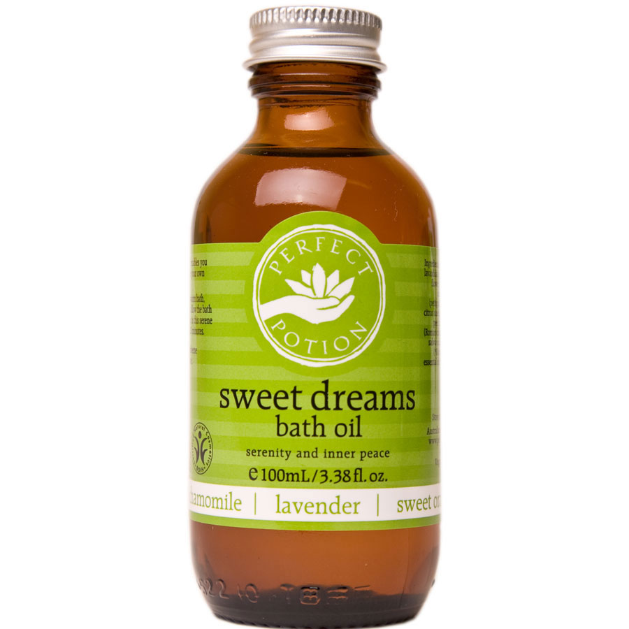 Sweet Dreams Bath Oil 100ml
