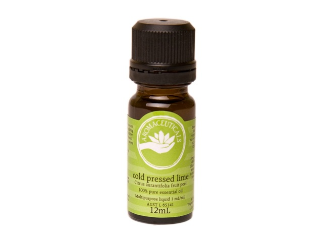 Lime, Cold Pressed Citrus aurantifolia 5ml - Organic