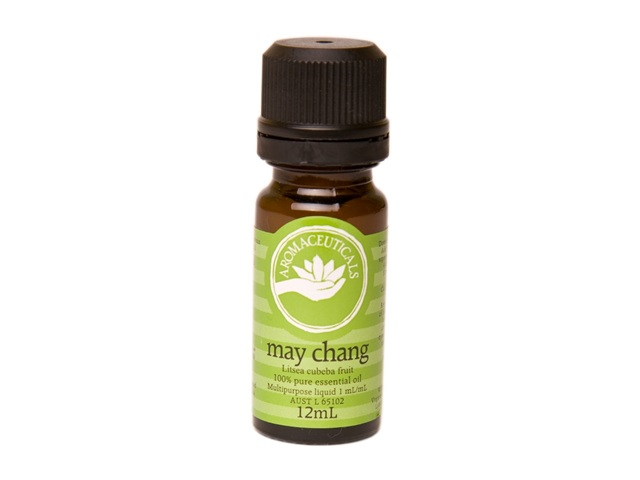 May Chang Litsea cubeba 10ml - Organic