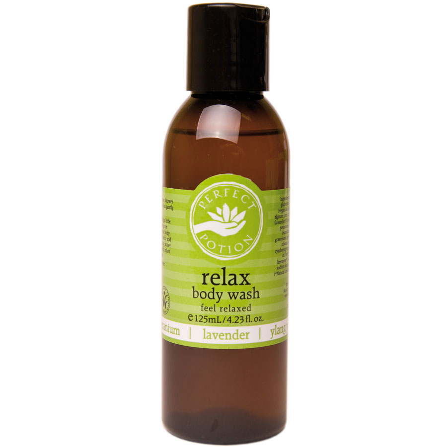 Relax Body Wash 125ml - Click Image to Close