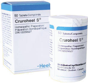 Cruroheel S Tablets (50s)