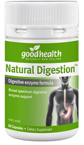 Natural Digestion, 60 caps