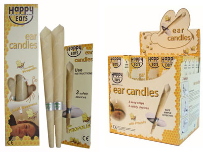 HAPPY Ear Candles